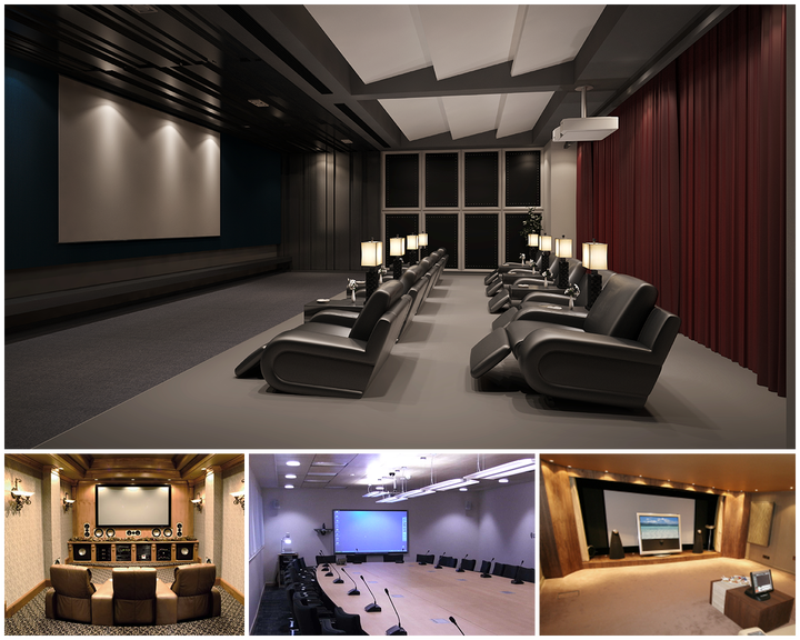 Home Theater & Audio Visual Installations in Denver |