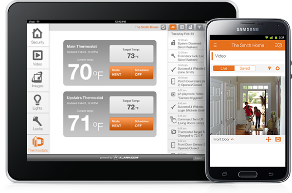 smart security and home automation Denver